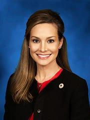 State Rep. Paula Davis, R-Baton Rouge