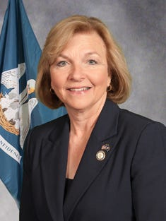 Rep. Simone Champagne will resign from the House of Representatives to become the chief administrative officer in Youngsville.