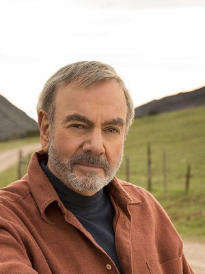 Neil Diamond will be at the Palace of Auburn Hills on March 20.