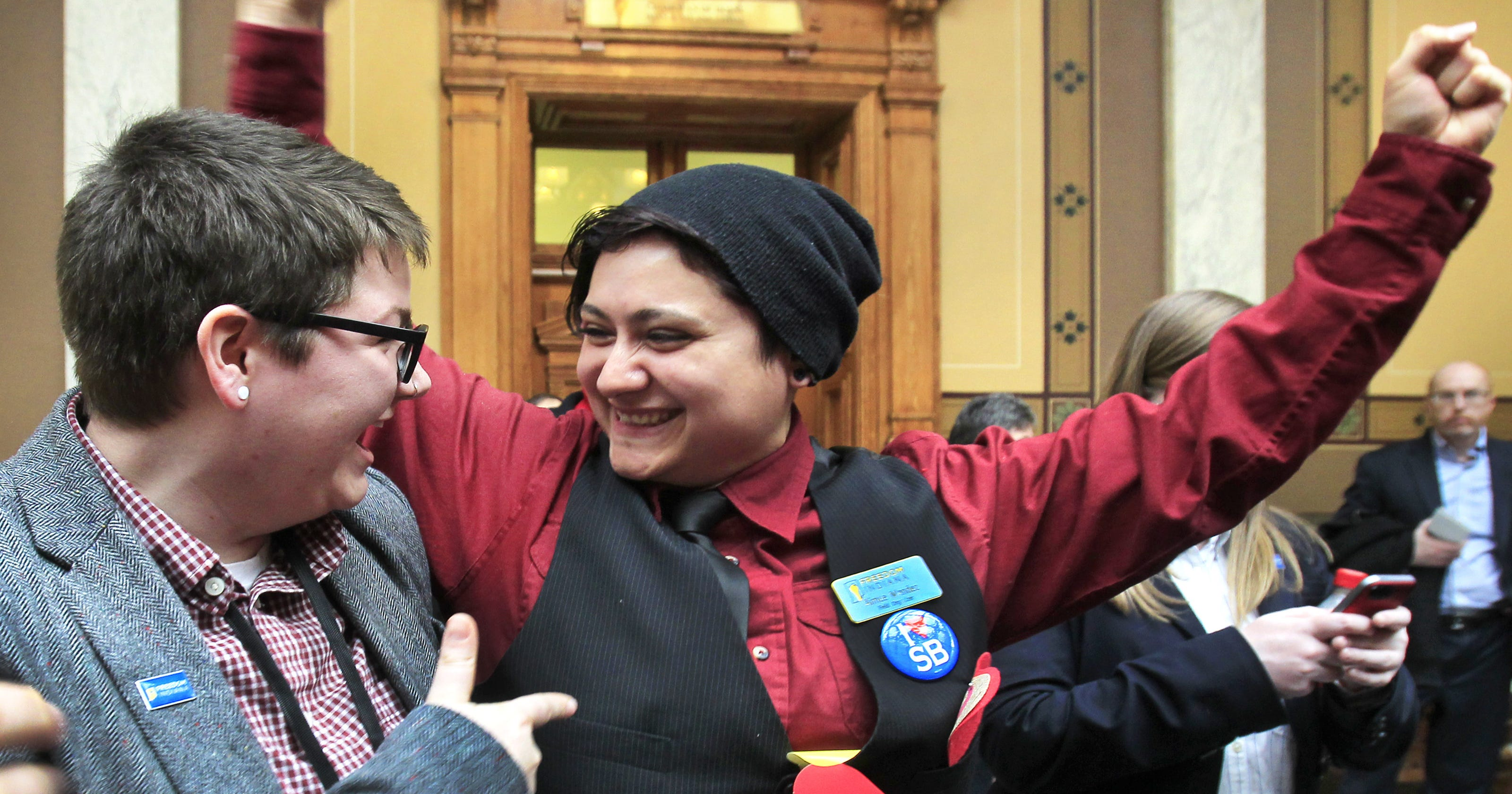 same sex marriage ban in indiana in Fairfield