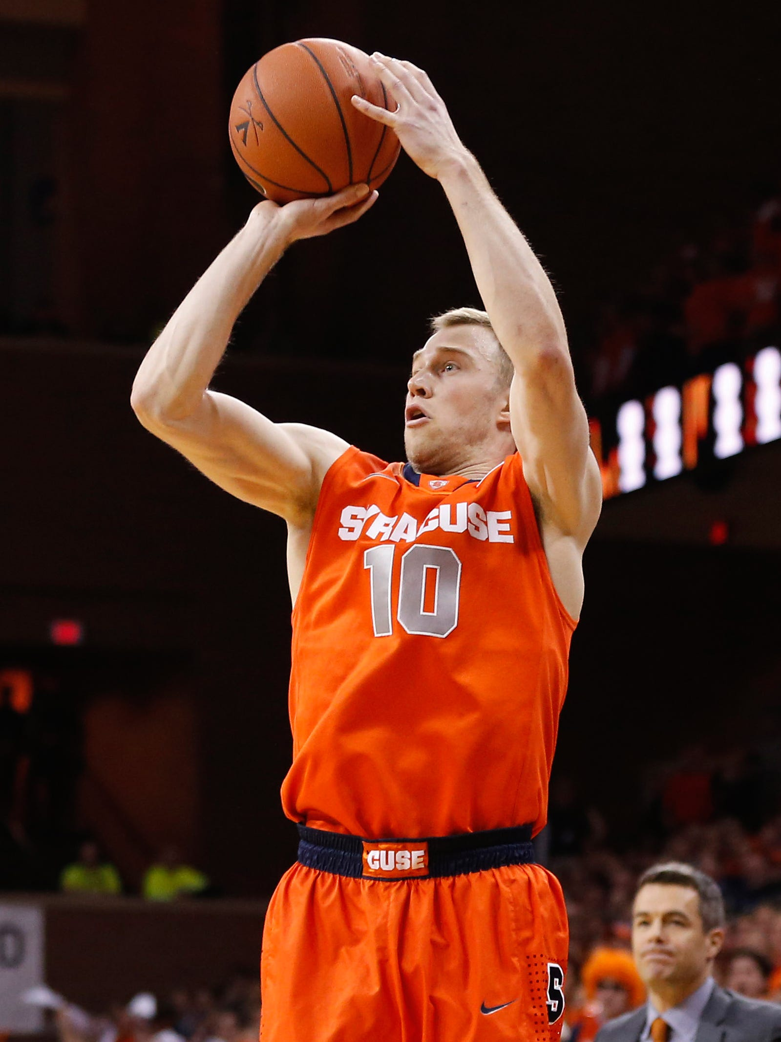 College Basketball Countdown No 23 Syracuse
