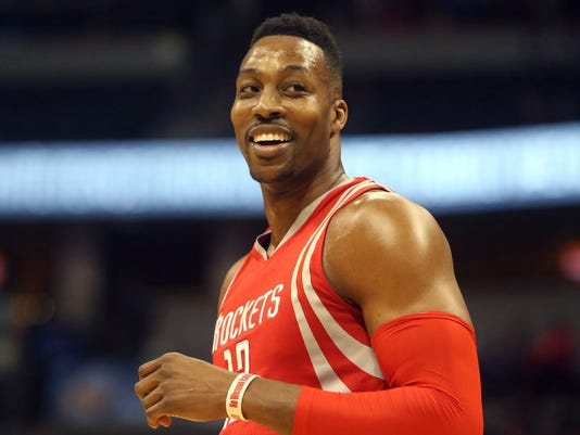 e1e1b4facbfb Dwight Howard on Houston   I want to make this thing work
