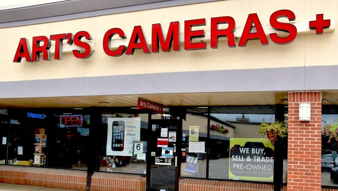 Art's Cameras Plus celebrates its 50th anniversary this year. The store has two locations with one in Waukesha and the other in Greenfield.