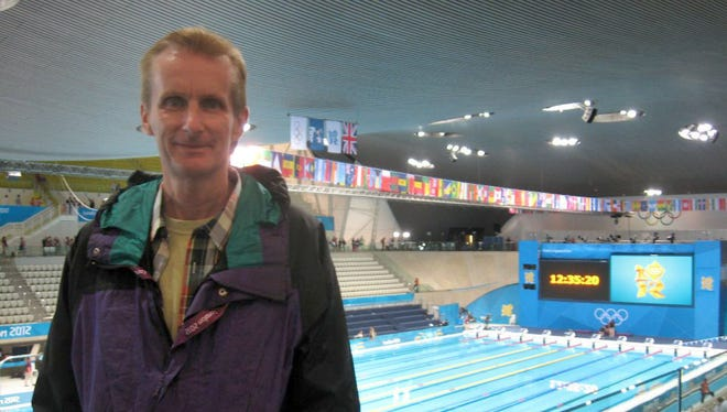 Jeff Metcalfe will be reporting at his 13th Olympics next month in Rio.