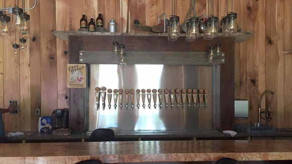 Western Red Brewing opened Thursday in Poulsbo.