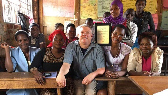 Bill Davis, 47, a Lafayette Jefferson High School and Purdue University graduate, was killed on July 17, 2018, in a vehicle crash during a tour of Uganda.