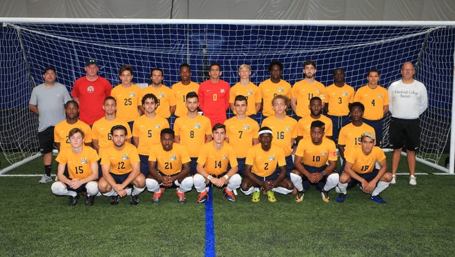 Schoolcraft College's men's soccer team won the MCCAA, NJCAA Region XII titles and district titles. At the Division 1 national tourney, the Ocelots won three straight before falling 2-0 in the finals to Tyler.