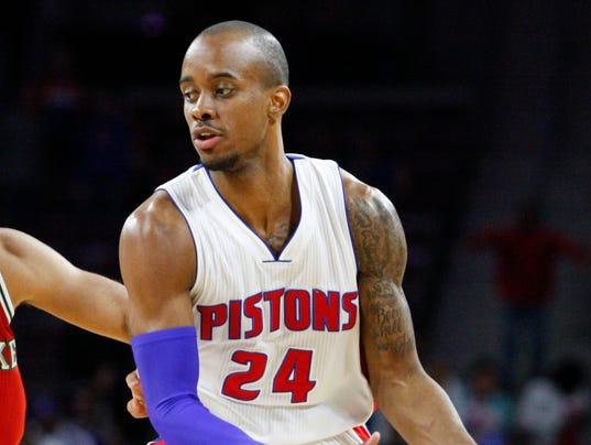 NBA: Preseason-Milwaukee Bucks at Detroit Pistons