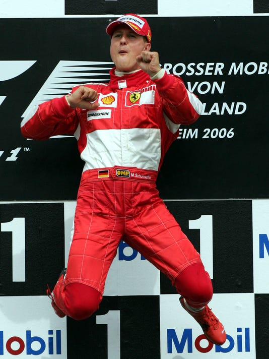 Formula One: Years after accident, Michael Schumacher's health