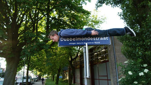 Do you remember the planking challenge?