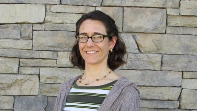 Megan Overton.