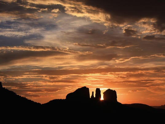 Best Arizona sunsets