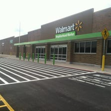 Wal-Mart Neighborhood Market provides customers with a full grocery store, including fresh produce and a pharmacy.