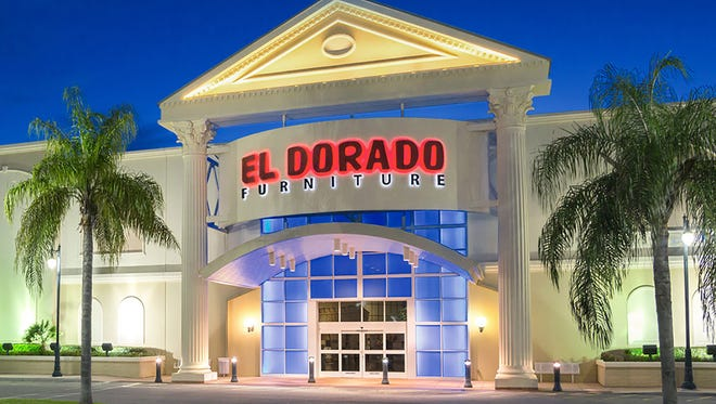 Miami-based El Dorado Furniture plans to open its 15th store next year at the former Sports Authority location on the northeast corner of Airport-Pulling and Pine Ridge roads in North Naples.