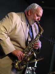 Saxophonist Bobby Militello will perform with the Harpur Jazz Ensemble.