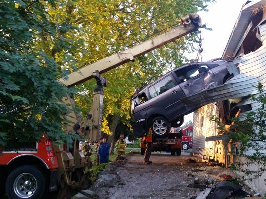 Car Crashes Today Milwaukee Wi