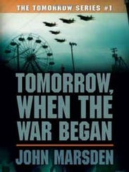 """""""Tomorrow, When the War Began"""" is a book about teenagers"""