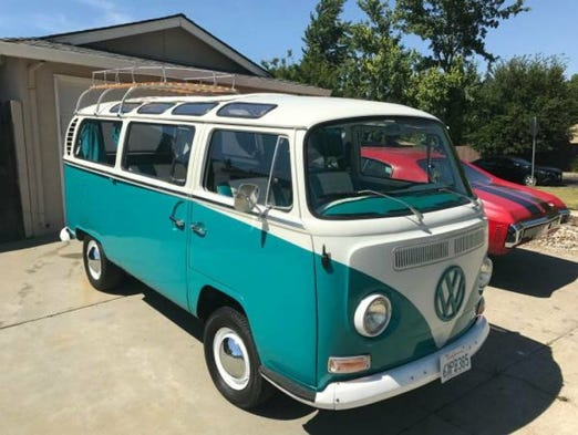 sold hot august nights auction to feature over 400 vehicles For16 Window Vw Bus For Sale