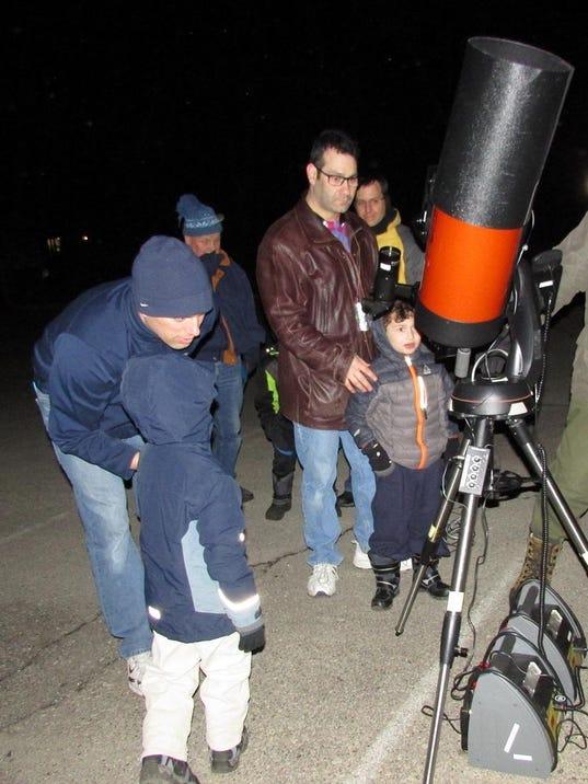 Starry Night Telescope