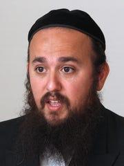 East Ramapo Board of Education President Yehuda Weissmandl.
