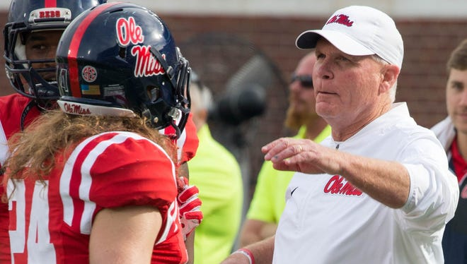 Ole Miss defensive coordinator Dave Wommack will retire at the end of the season.