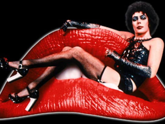 The Rocky Horror Picture Show - Logo #6