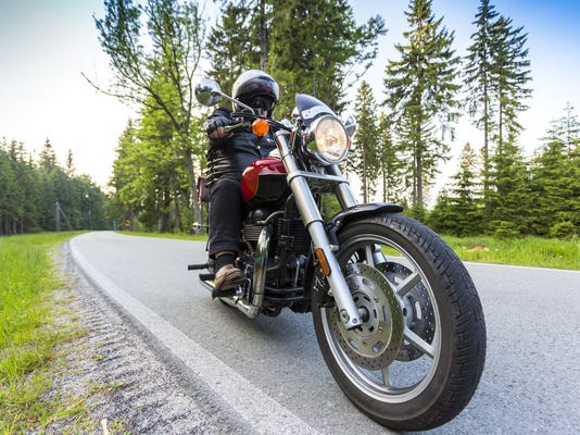 Millions of people have a motorcycle license but don't own a bike