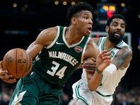2019 NBA Playoffs: Second Round Schedule, Results, TV Schedule