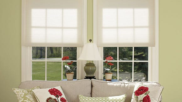 Cordless Cellular Shades by Country Curtains. Window treatments should be cleaned once or twice a year and the best method varies by material.
