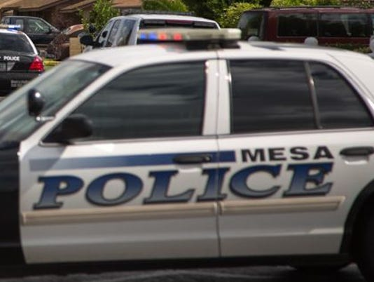 mesa police homicide