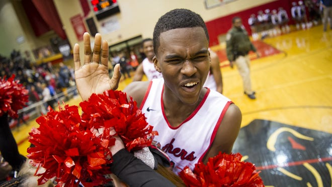 North Central and Kris Wilkes may have plenty of reason to smile this season.
