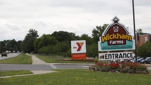 Mixed Use zoning project on Route 250 by the Eastside YMCA and Wickham Farms by the Town of Penfield.