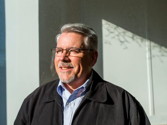 George Hatcher, a real estate agent with Weichert Realtors,