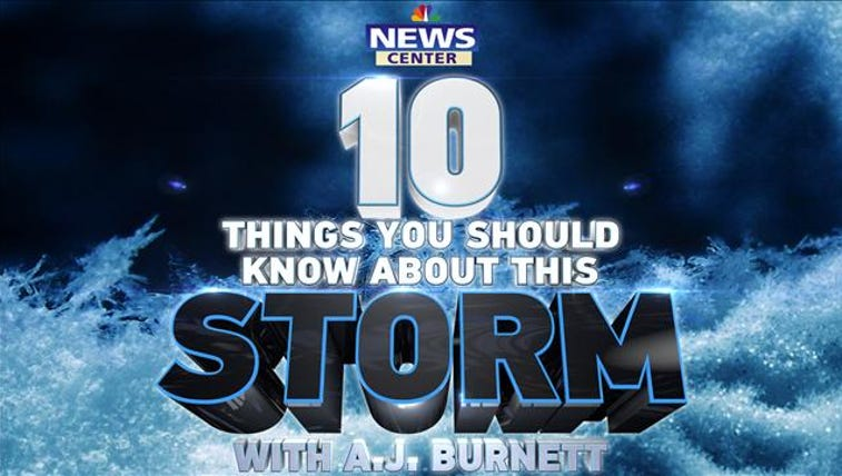 10 things you should know about this storm.