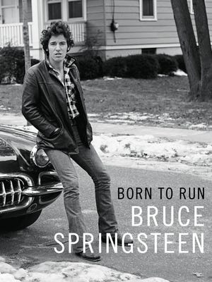 'Born to Run' by Bruce Springsteen is one of USA TODAY's favorite books of the year.