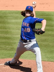 Jacob deGrom  finished with a 2.69 ERA.