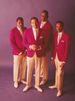 The Miracles in 1965