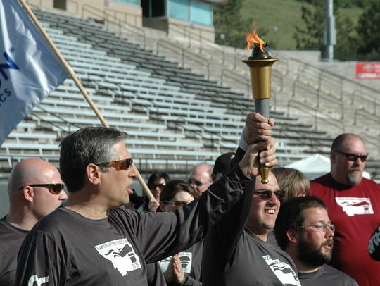 The 2016 Special Olympics of Montana Summer Games were