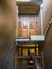 Vineland Public Schools are installing an elevator