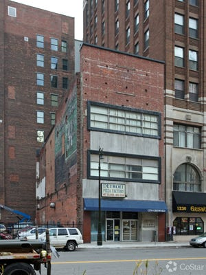 Uses for the newly purchased building at 1250 Griswold haven't been decided, said Dan Gilbert's spokeswoman.