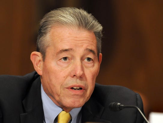 Patrick McFarland, inspector general, U.S. Office of