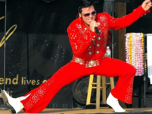 LEDE - Elvis