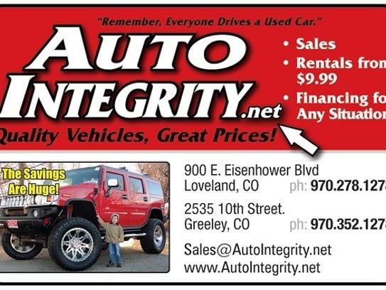 Auto Integrity