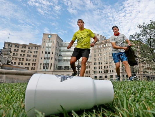 """The November Project and Keep Indianapolis Beautiful have come together to host the """"Summer of Plogging Series."""""""