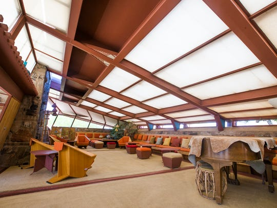 After Frank Lloyd Wright's death, management of his