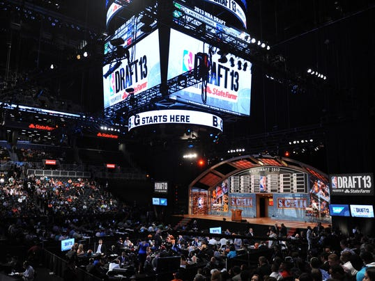 nba draft barclays