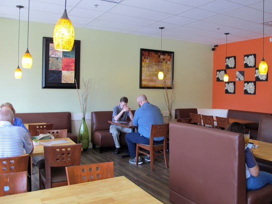 Vegan Kitchen restaurant recently opened at 794 Neapolitan