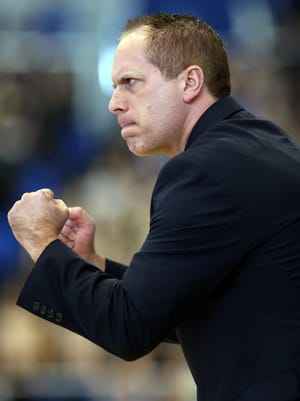 Blackman coach Barry Wortman and the Blaze host Bradley Central at 7 p.m. today in a Class AAA boys basketball sectional.