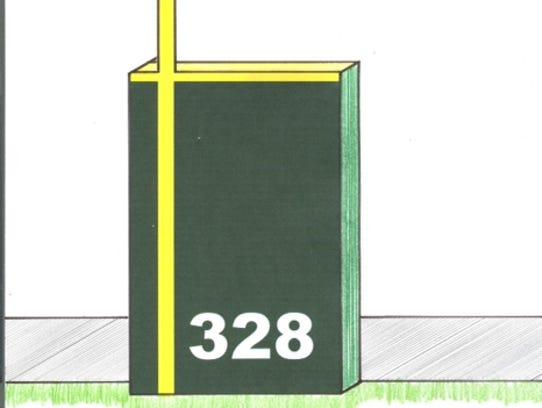 328' mark illustration