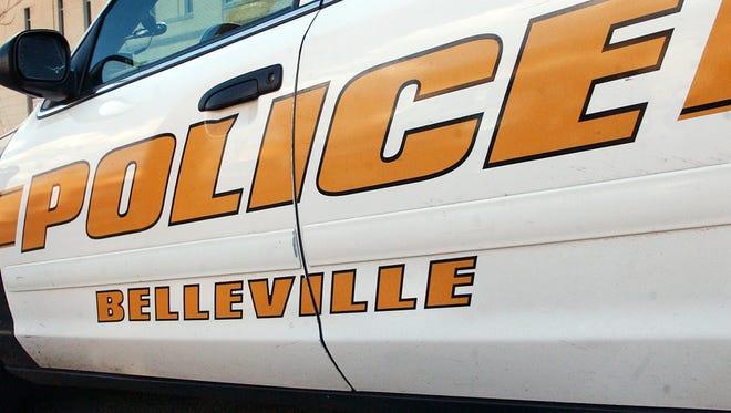 Belleville police car.
